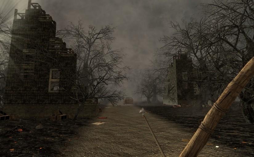 Last Desperate Stand: GhostTown